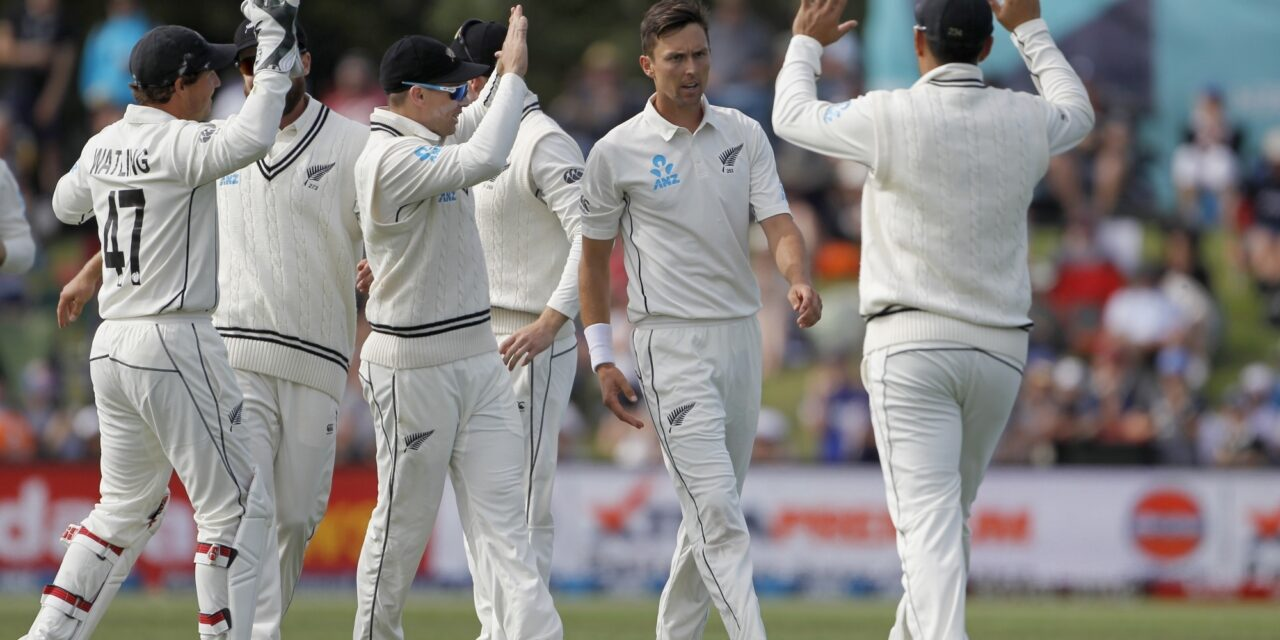 NZ thrash India in Christchurch Test, clinch series 2-0