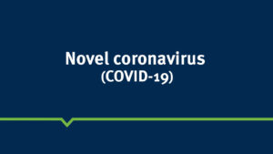 Novel Coronavirus COVID-19