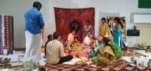 Phaneendra and Saranya Gari generously 2