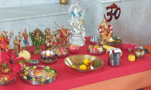HSQ performs Indra Pooja for rain and peace