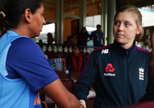 "Virat Kohli ""Proud"" as India Women's team enter Maiden T20 World Cup final"