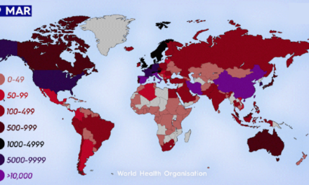 More than 1,000 cases of coronavirus reported in Australia