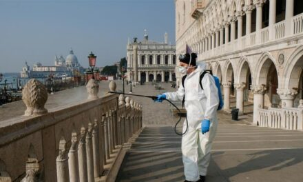 Italy registers 59,138 coronavirus cases, 5,476 dead