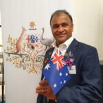 Former FICQ president Dr Ram Mohan present at the ceremony