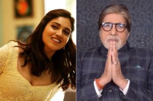 Amitabh Bachchan Is Upset As Bhumi Calls Him Baller