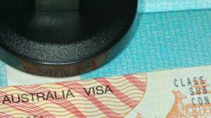 Australia Visa Rules