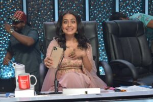 Film Malang promotions on the sets of Indian Idol Season 11