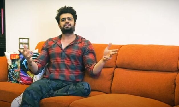Maniesh Paul calls himself a 'greedy artist'
