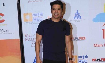 Shaan is honoured to pay tributes to Rishi Kapoor and Irrfan Khan