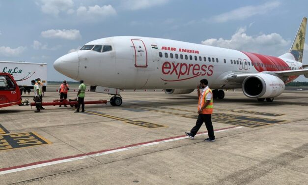 Vande Bharat Mission Day 1: Air India, AI Express operate flights to Singapore, UAE (Ld)