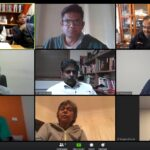 Indian diaspora leaders discuss stranded Indians' return to India with High Commission