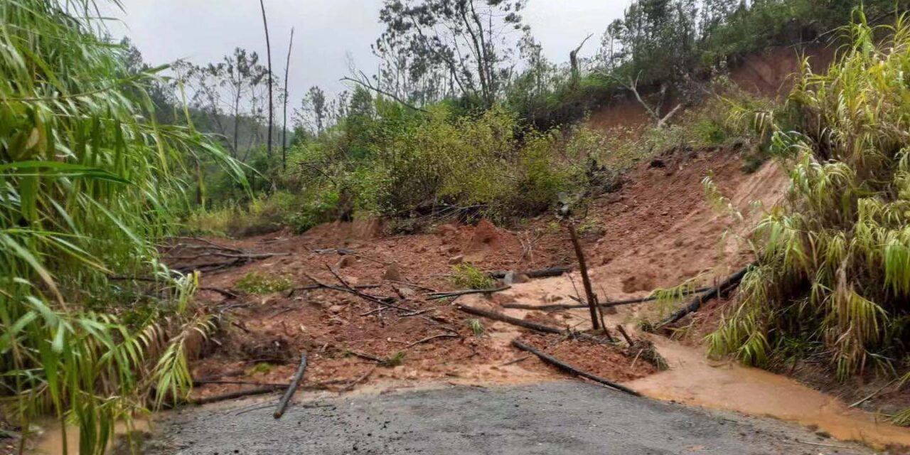 2 killed, 9 injured after landslide hits Jammu-Srinagar national highway