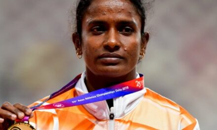 Gomathi banned for four years, stripped of Asian C'ships gold