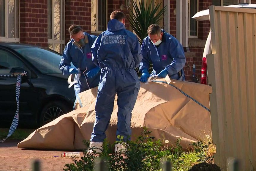 Man arrested after woman, 20, found murdered in Sydney's west