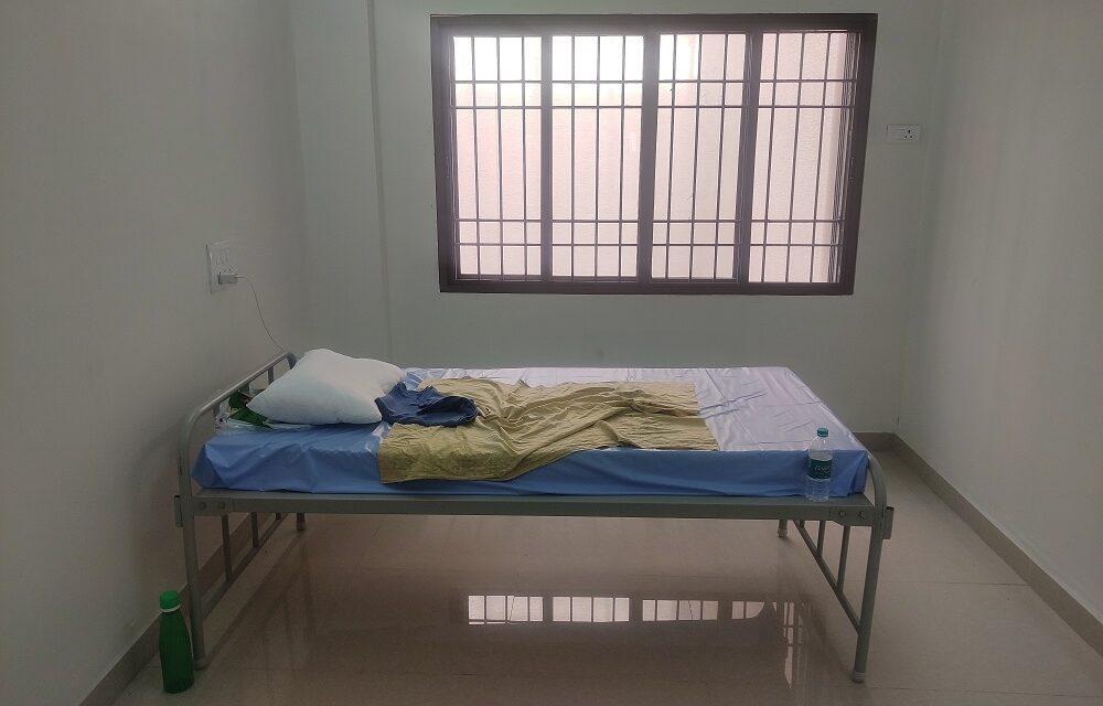 Delhi govt orders 2,000 more Covid beds at private hospitals