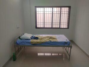 quarantine center India