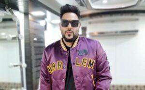 Rap star Badshah