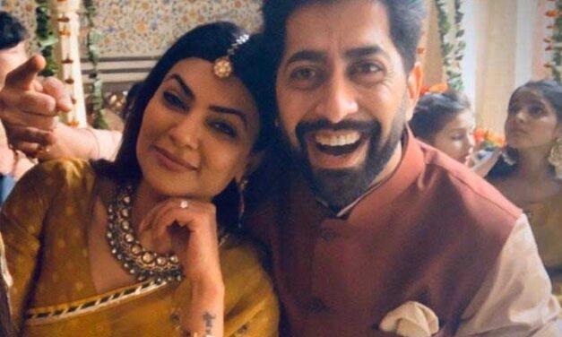 Sushmita Sen is very motivating: Ankur Bhatia