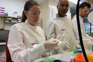 University of Queensland research team