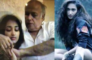 Mahesh Bhatt with Jiah Khan goes viral