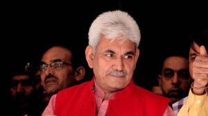 Manoj Sinha lieutenant governor of Jammu and Kashmir