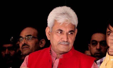 Manoj Sinha to be new lieutenant governor of Jammu and Kashmir: Rashtrapati Bhavan