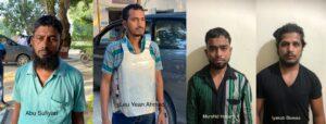 Al-Qaeda men nabbed from Kochi, rented homes during lockdown (3rd Ld)