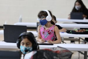 Nearly 550,000 children in US test positive for COVID-19