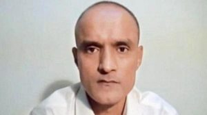 Pak turns down India's request for Queen's Counsel in Kulbhushan case
