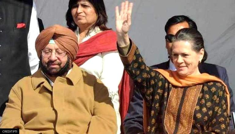Amarinder meets Sonia, says discussed state issues