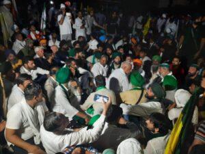Kisan Mahapanchayat in Karnal